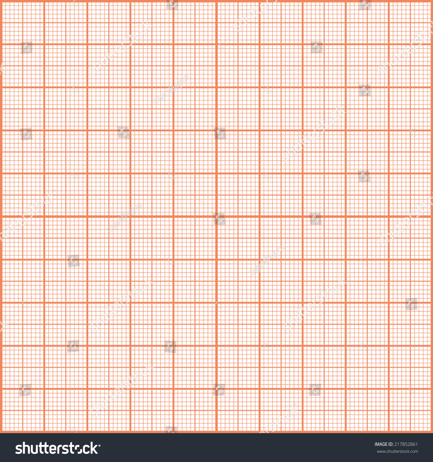 worksheet Graph Paper To Print red print texture graph paper stock vector 217852861 shutterstock paper