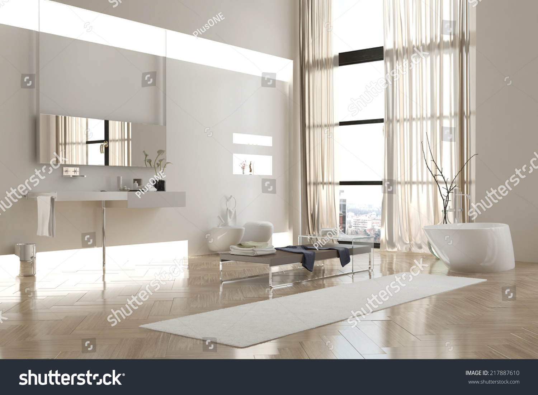 Modern white bathroom: photos hgtv. bathroom small tiling ideas ...
