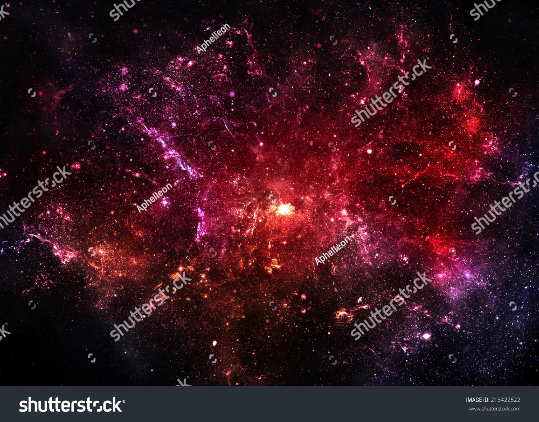 fiery nebula purple - photo #15