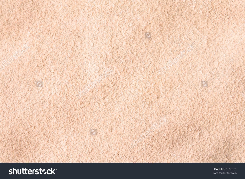Warm Gray Chamois Texture Can Serve Stock Photo 21850981