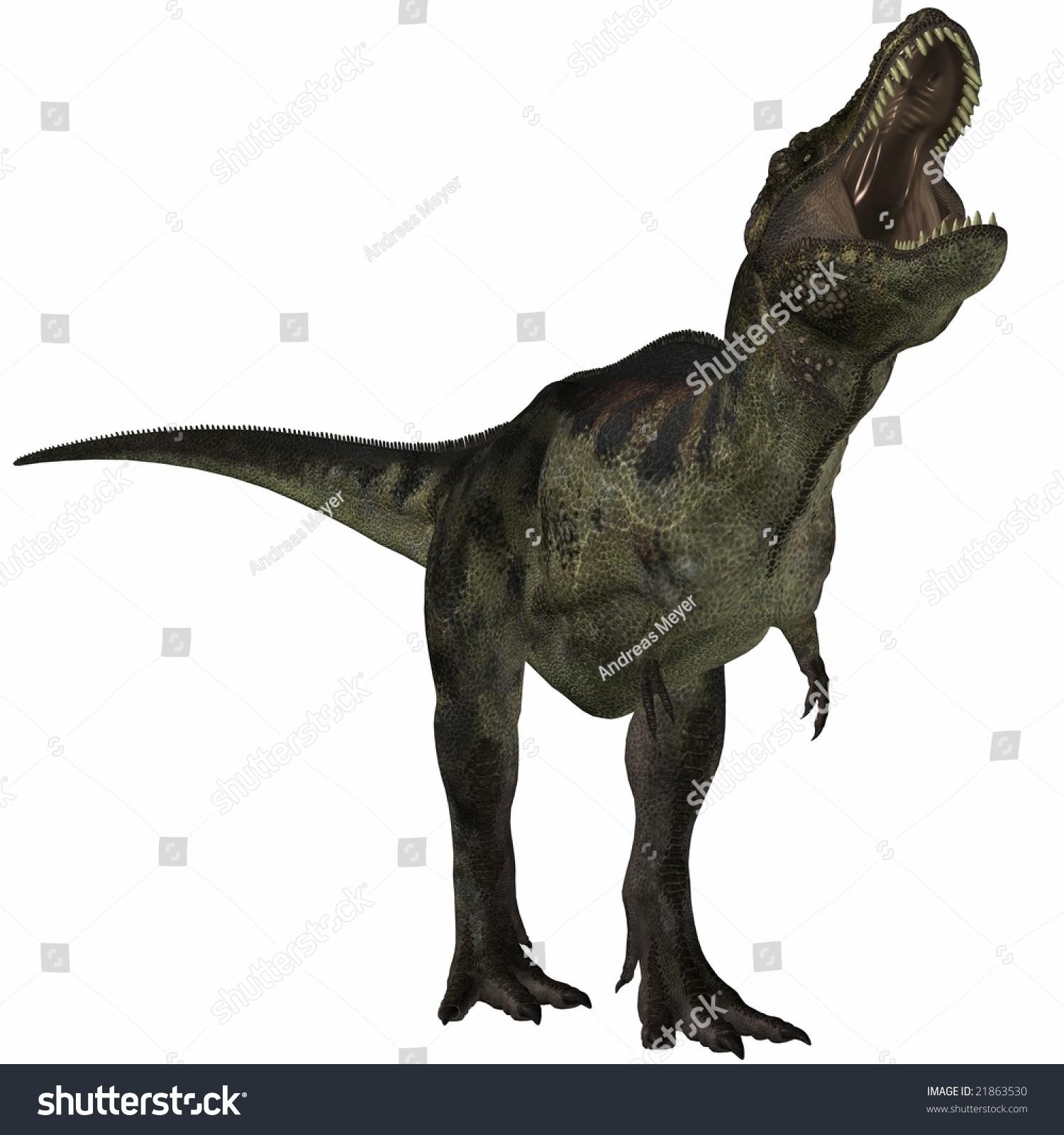 3d Dinosaur Stock Photo 21863530