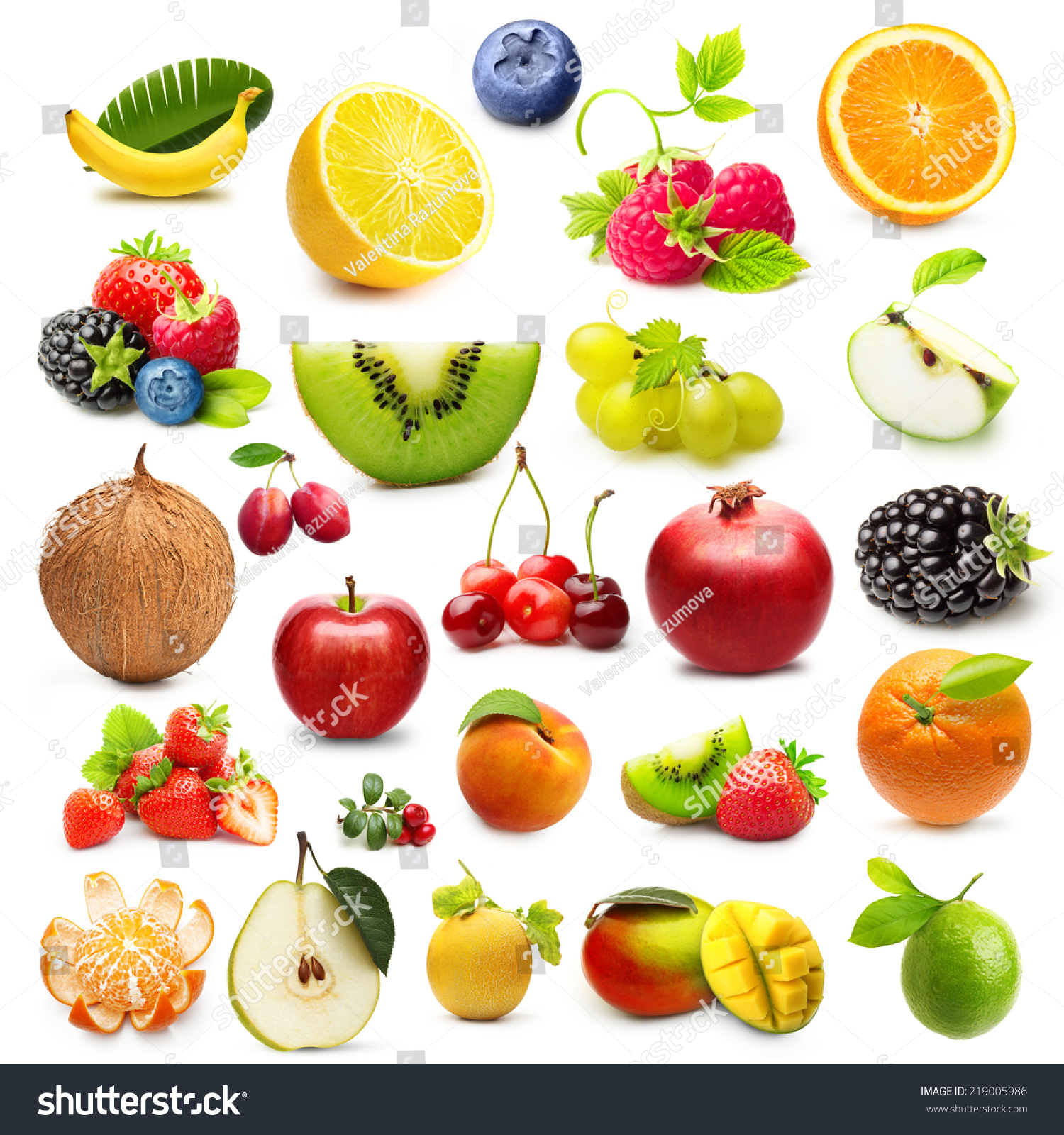 types of fruits refrigerate fruit