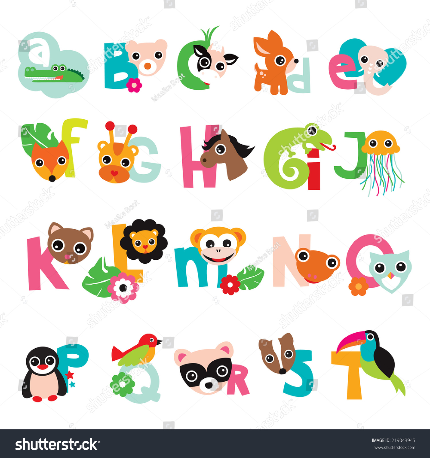Gallery For gt Animal Alphabets Kids