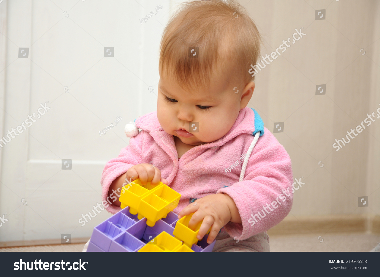 Early Brain Development Toys Kids Baby Stock Photo Edit Now