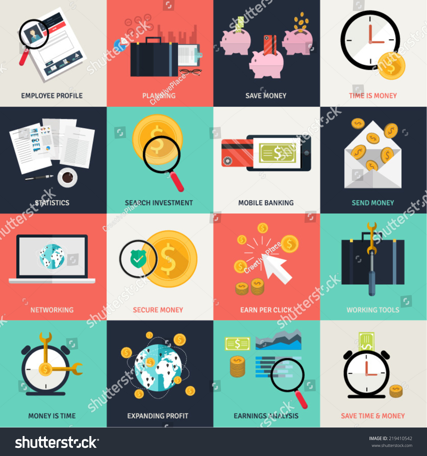 Flat design concept icons networking online stock vector 219410542 flat design concept icons for networking online education business e commerce payments buycottarizona Choice Image