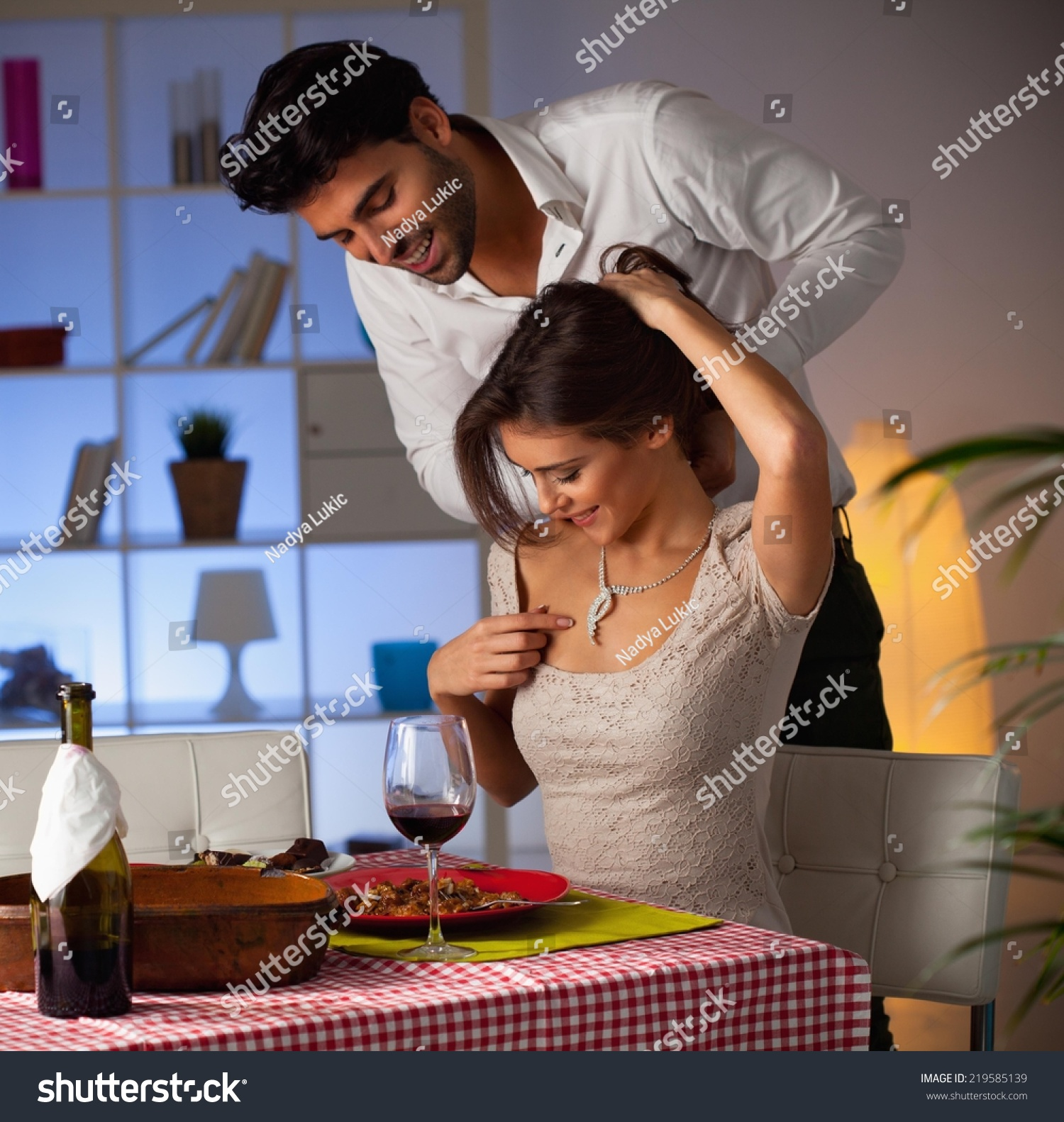 Stock Photo Romantic Couple Stock Image Images Royalty Free