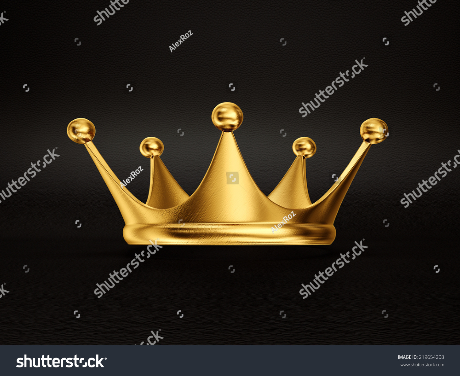 Gold crown background - photo#20