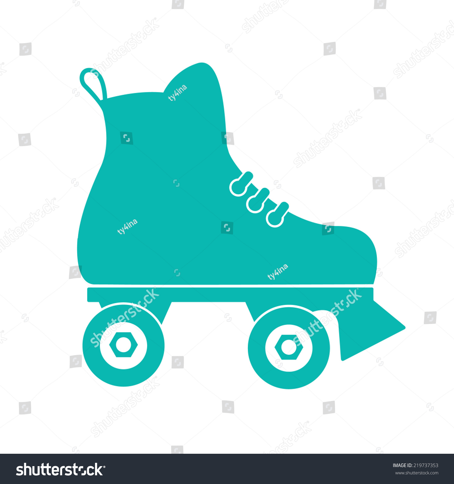 Gallery For > Quad ... Roller Derby Skate Drawing
