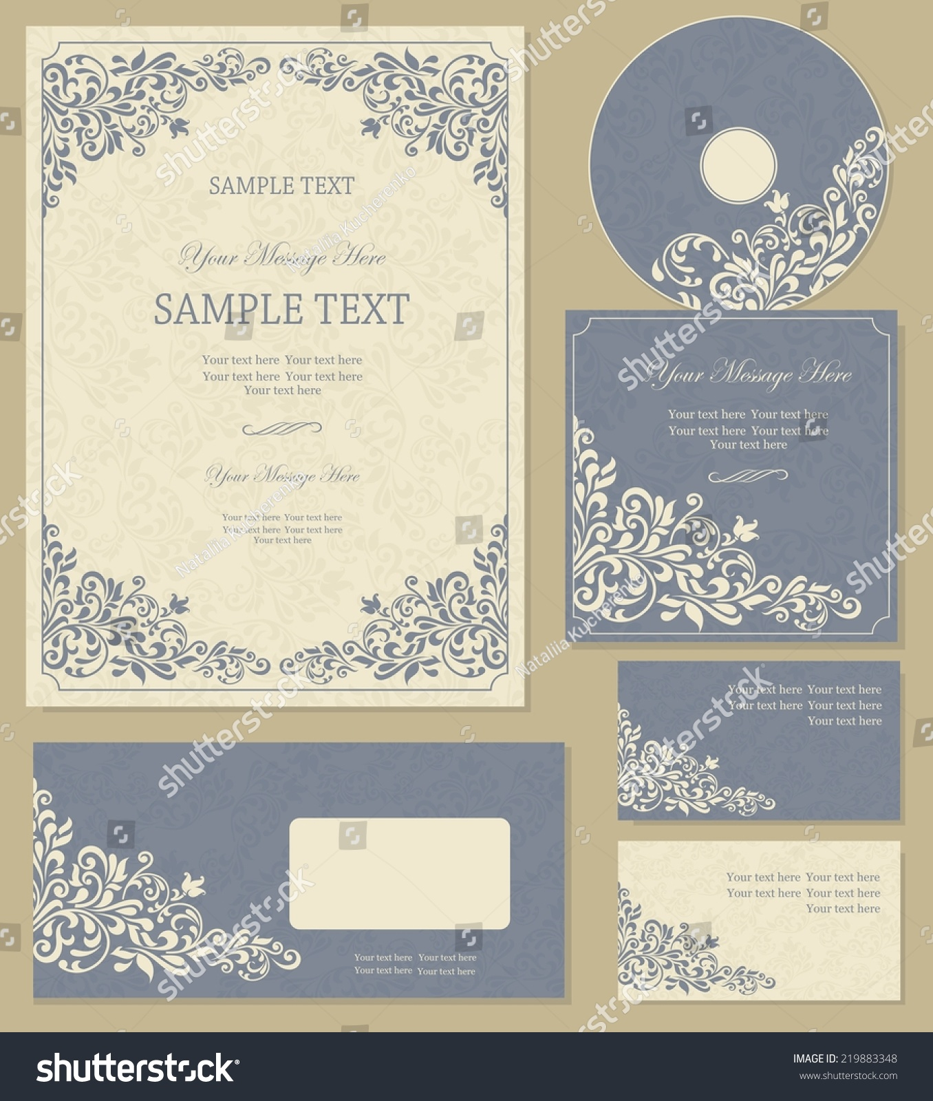 Business Cards Invitations Abstract Background Any Vector – Business Card Invitations