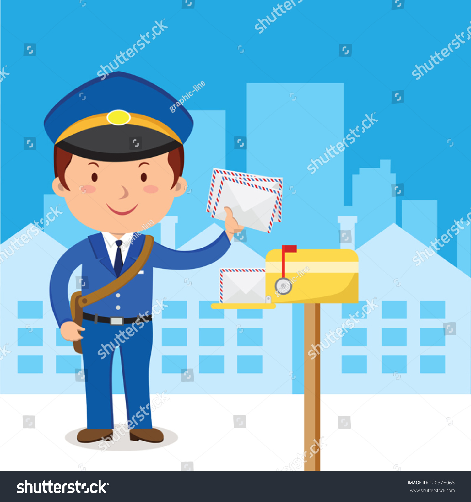 how to become a postman