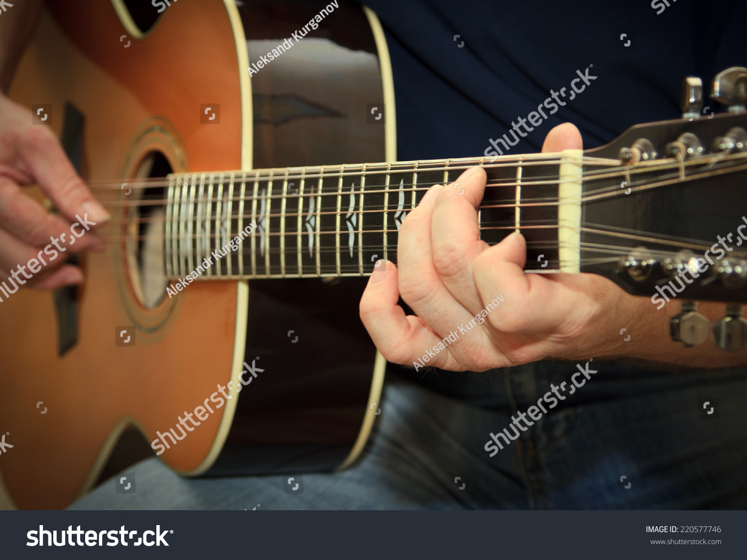 essay on playing guitar