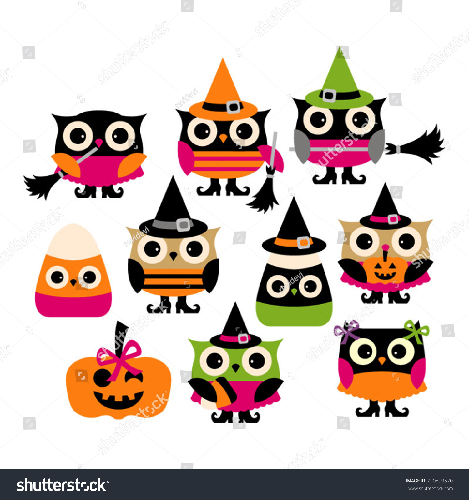 Clip Art Halloween Owl Clip Art cute halloween owl vector clip art great for any design projects 220899520 shutterstock
