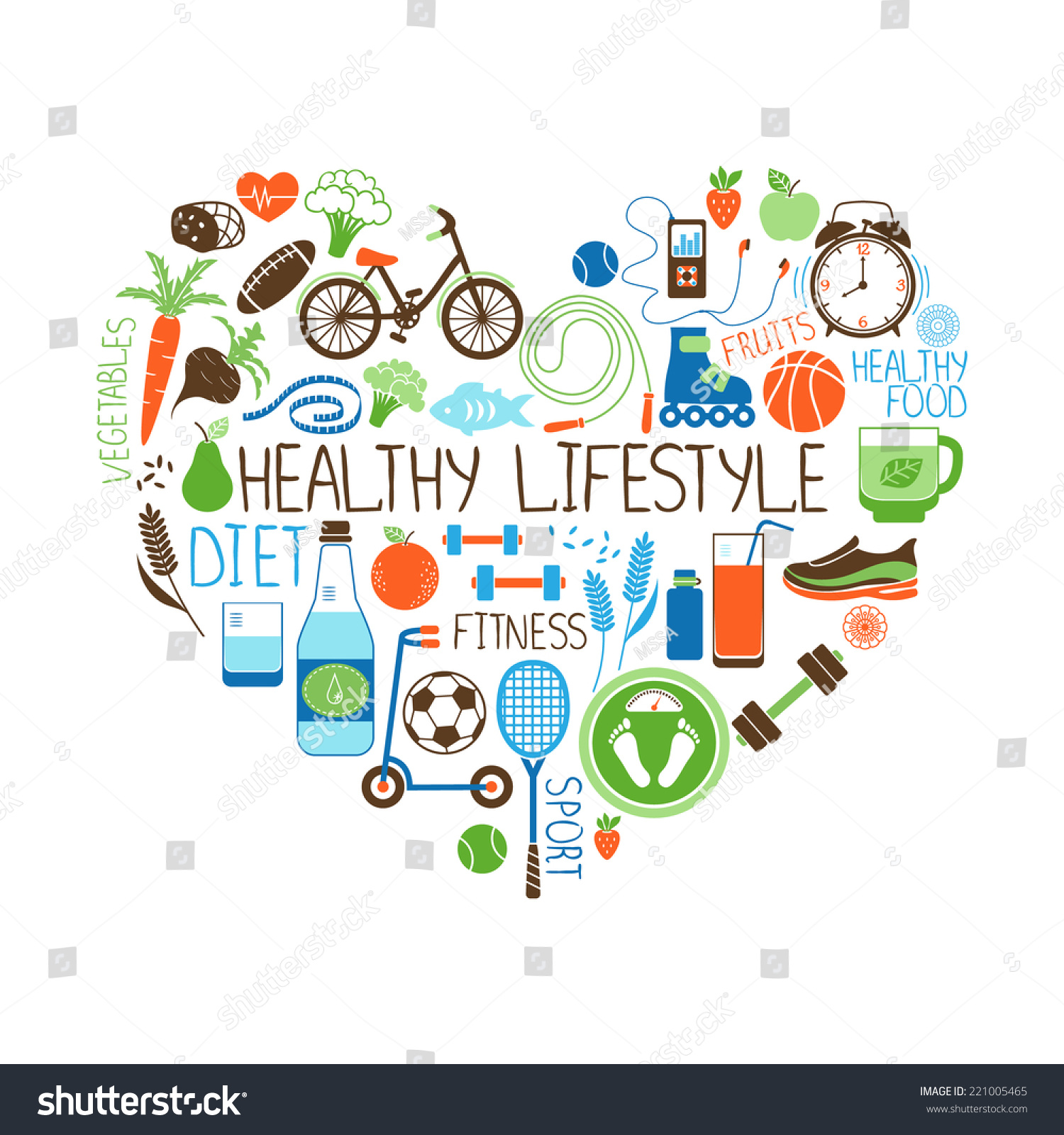 Simple Rules For A Healthy Life Share And Spread The: Healthy Lifestyle