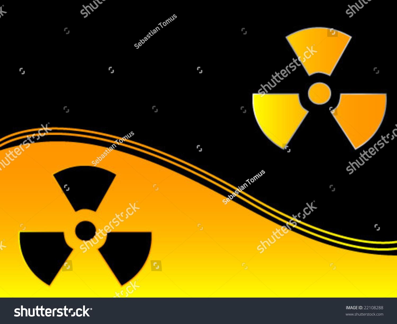 Radioactive symbol stock vector 22108288 shutterstock radioactive symbol buycottarizona