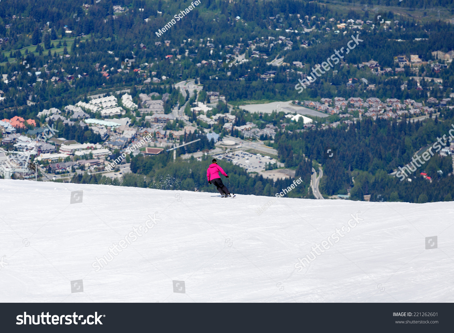 Schedule&Cost Management for Whistler Ski Resort Project
