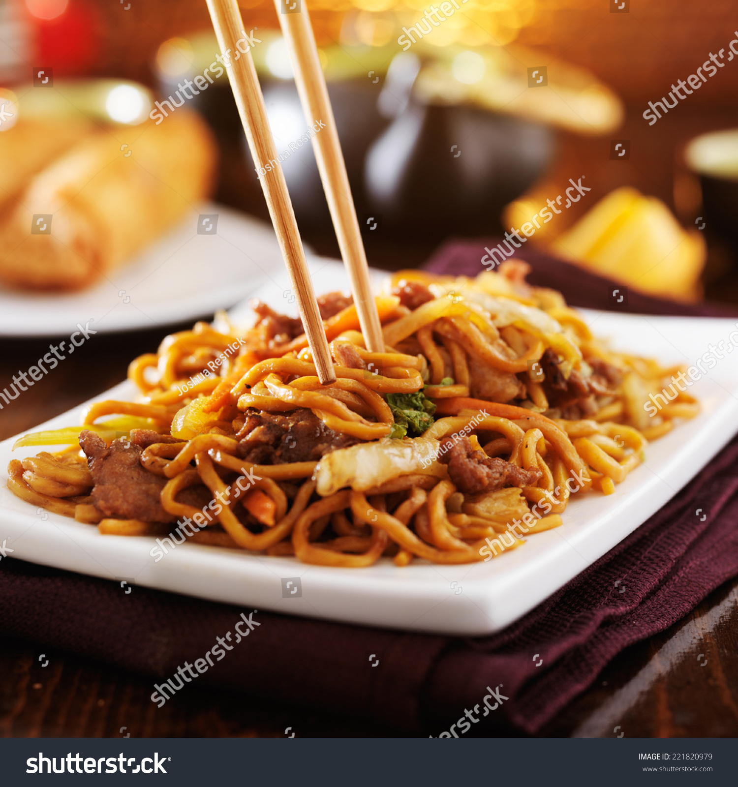 how to cut beef with chop sticks