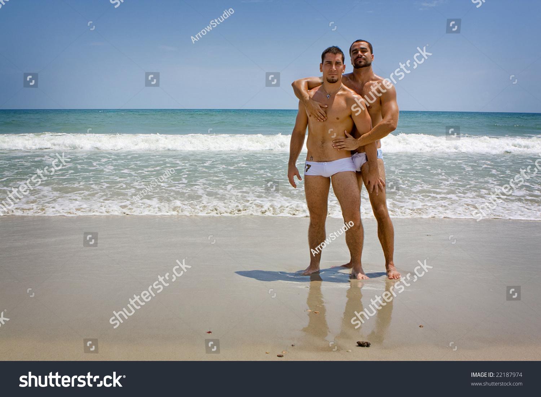 Gay Men On Men 54