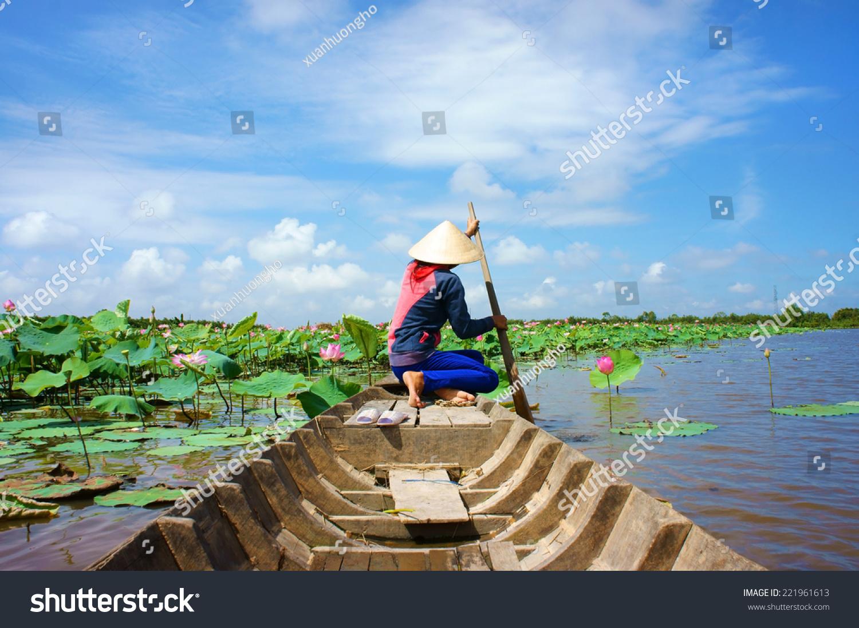 Royalty Free Beautiful Landscaping Of Vietnamese 221961613 Stock