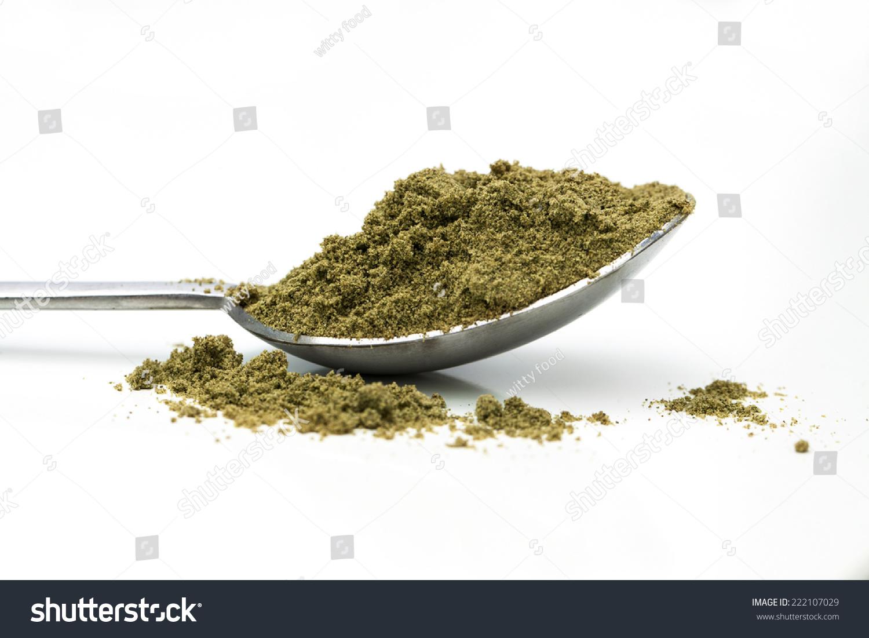 Hemp Seed Protein Powder Stock Photo Edit Now 222107029