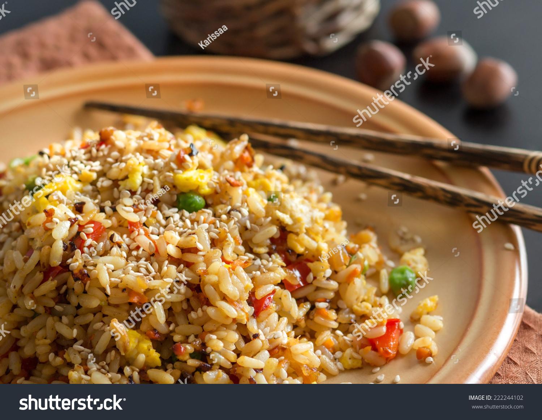 Бурый рис рецепт пошагово
