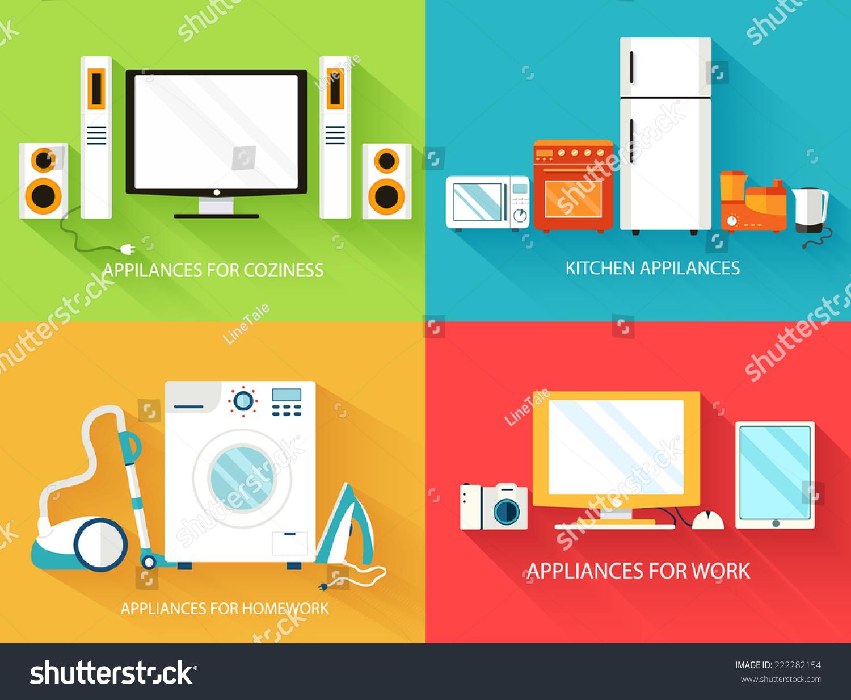 Modern home electronics