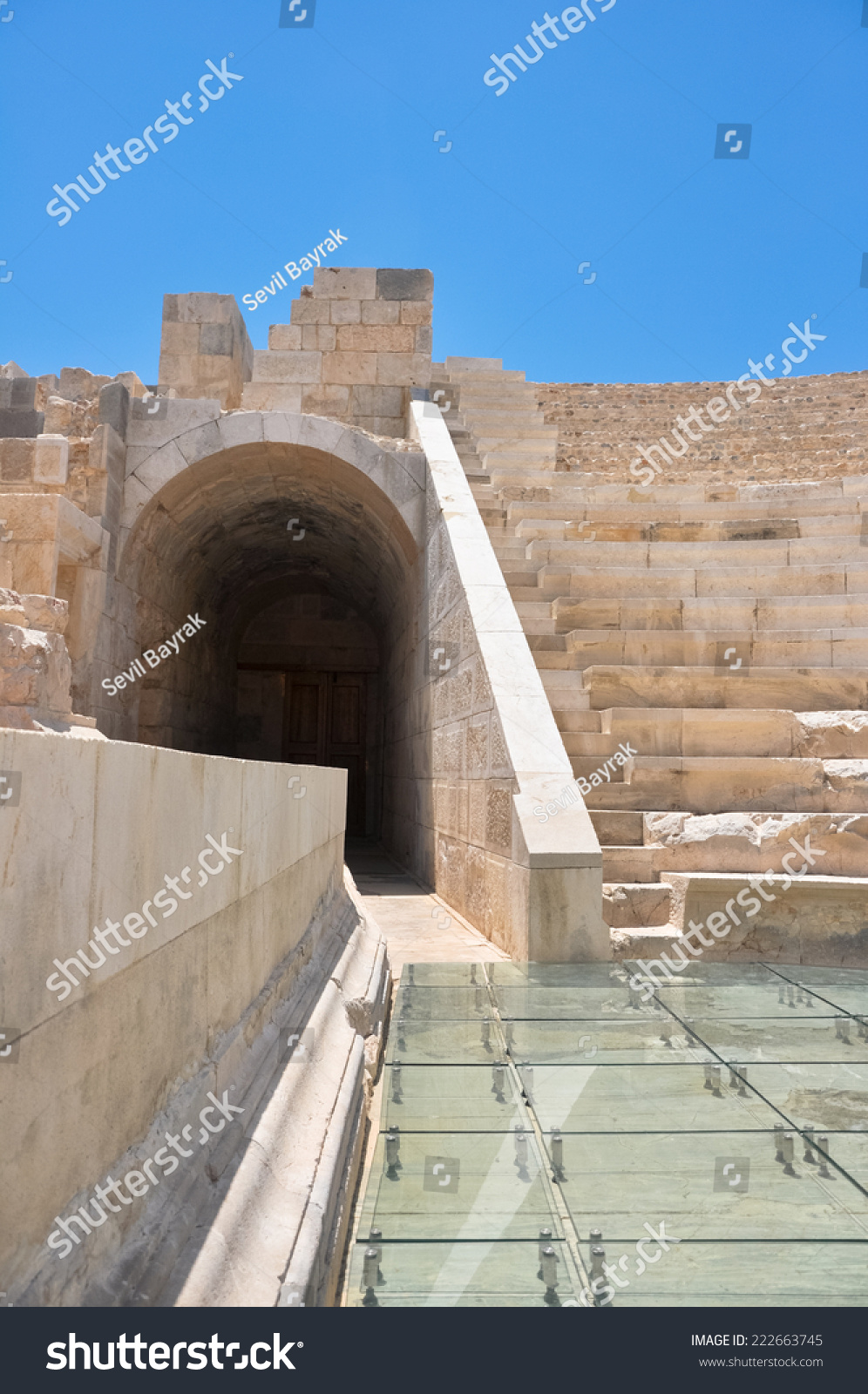 Ancient City Patara Turkey Stock Photo 222663745 ...