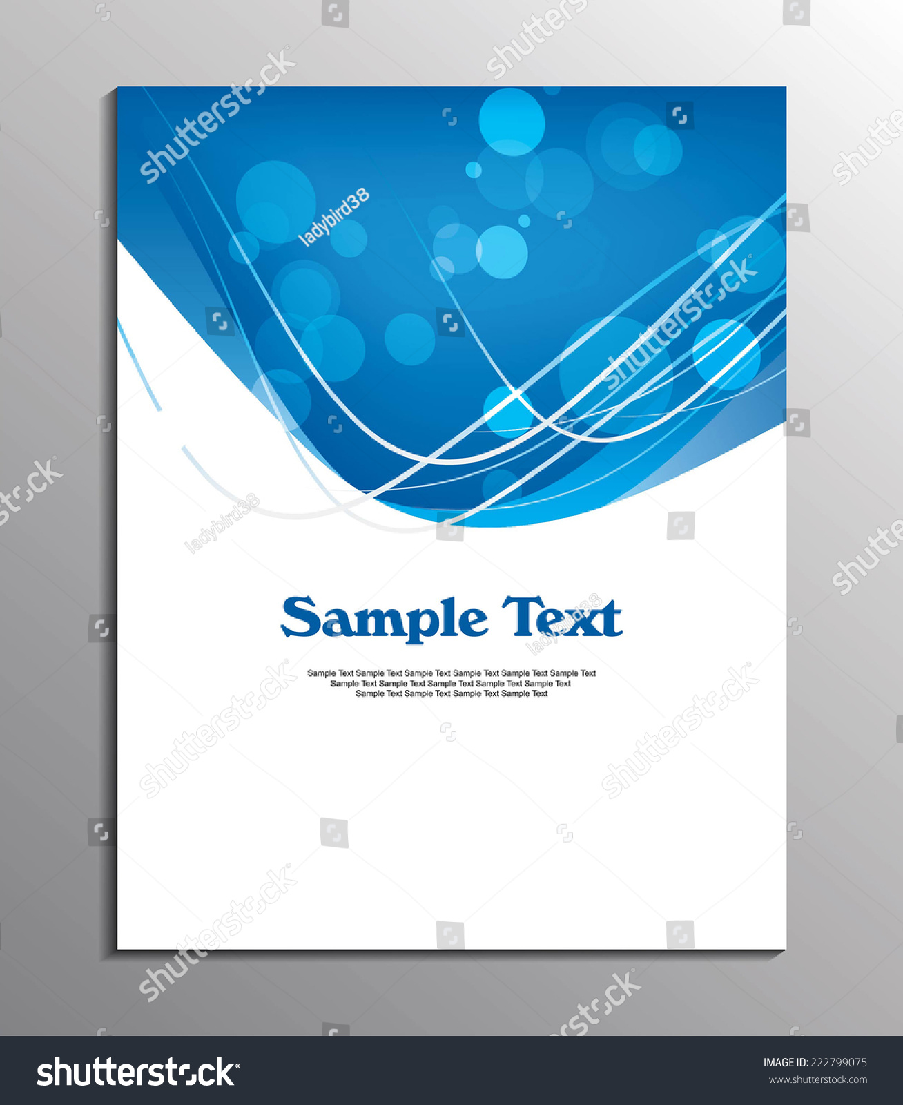 cover design flyer design professional business stock vector cover design or flyer design professional business flyer template or corporate banner design can