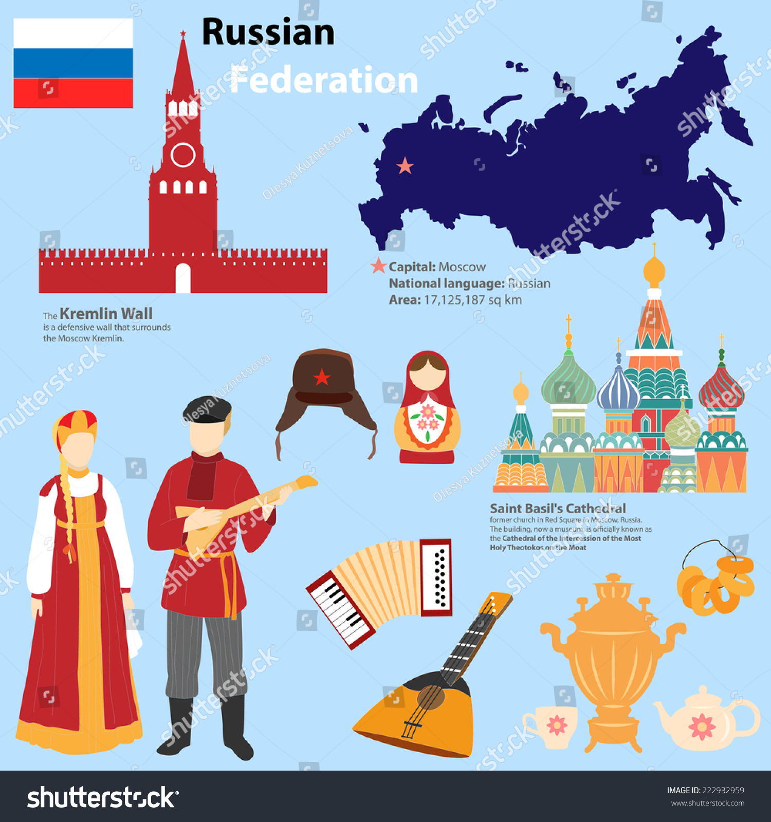 Information About Russian 3
