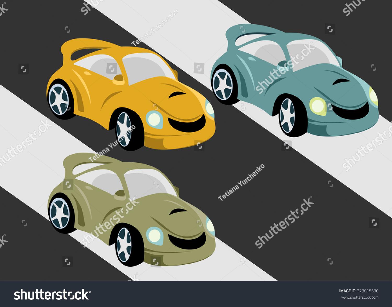 Racing cars symbols sports stock illustration 223015630 shutterstock racing cars and symbols for sports biocorpaavc