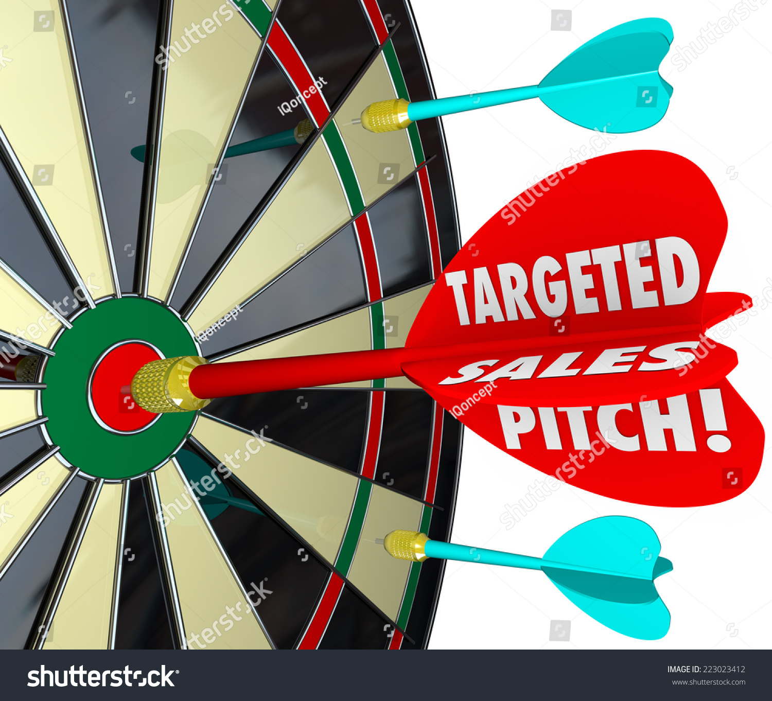how to create a sales pitch
