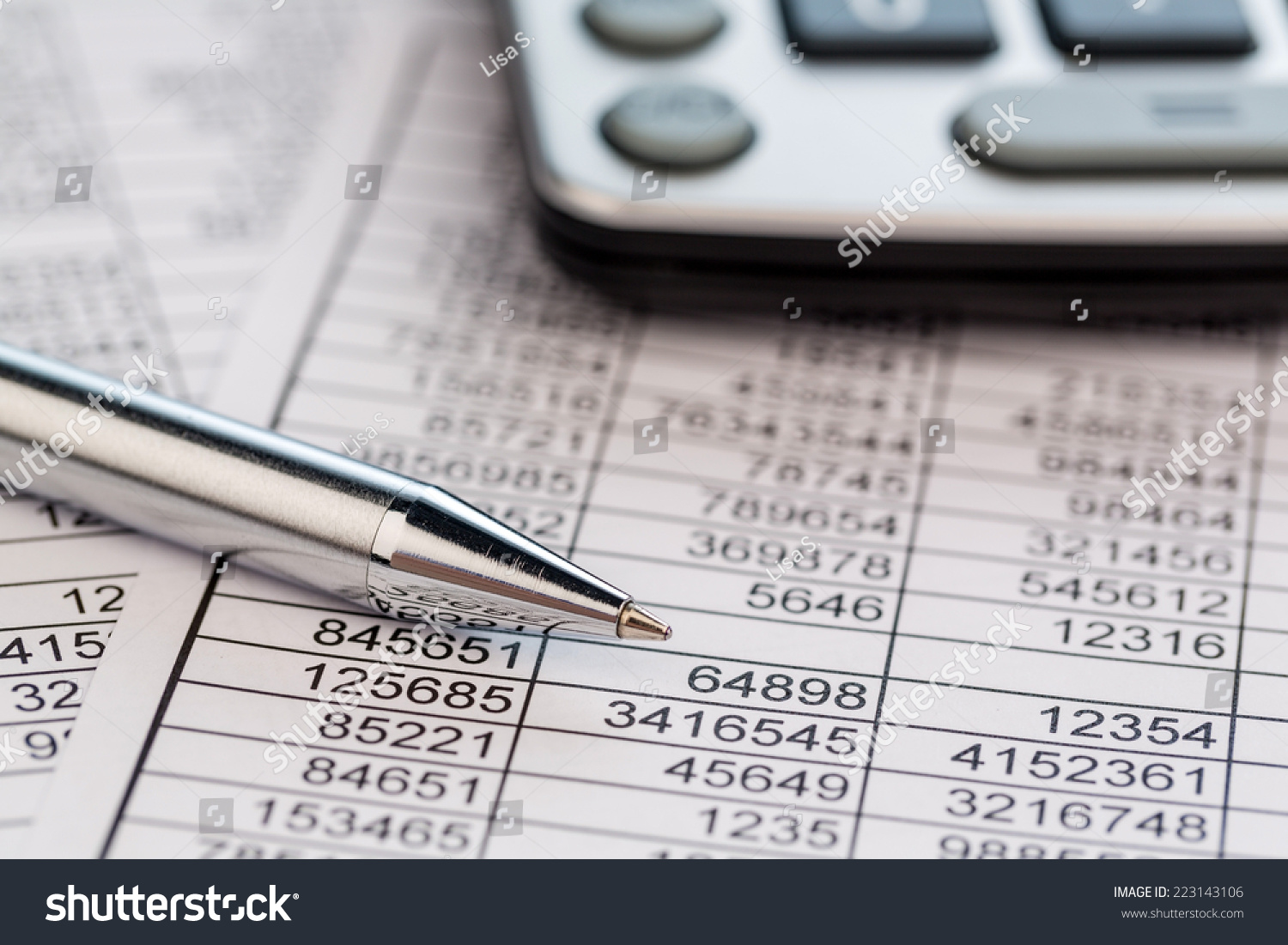 how to create a balance sheet in numbers