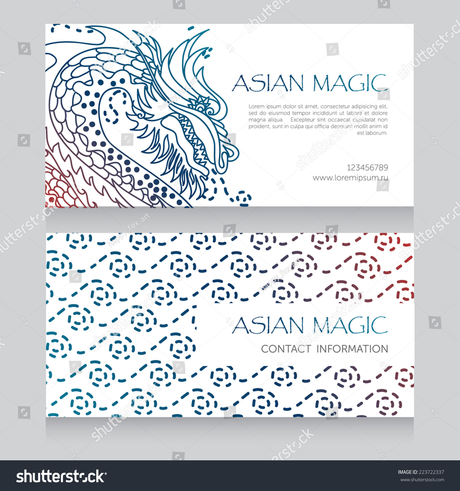 Unusual Asian Business Cards Pictures Inspiration - Business Card ...