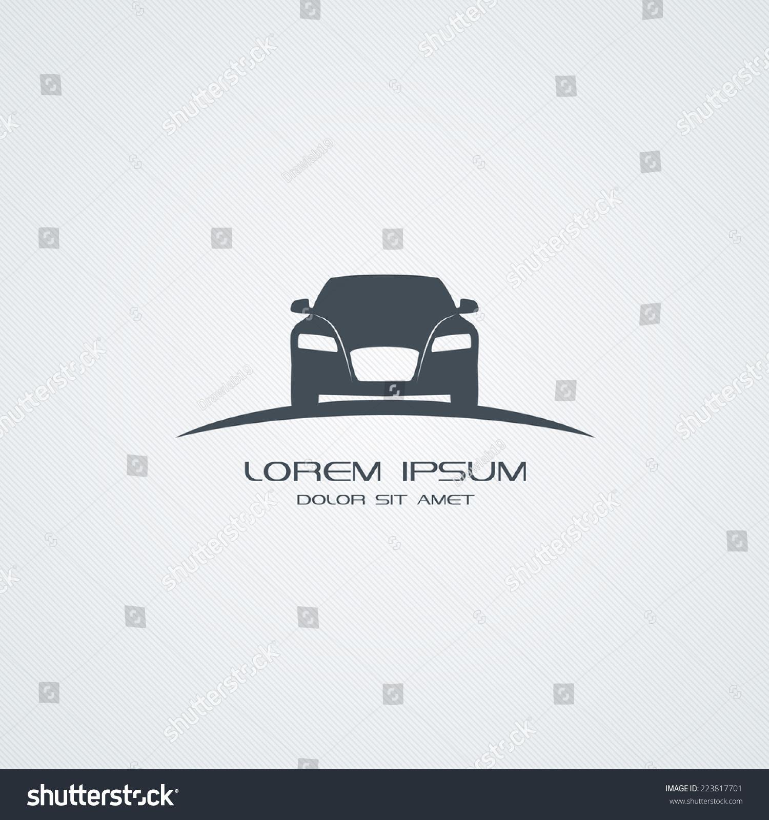 Car Logo Design. Transport Vector Collection.
