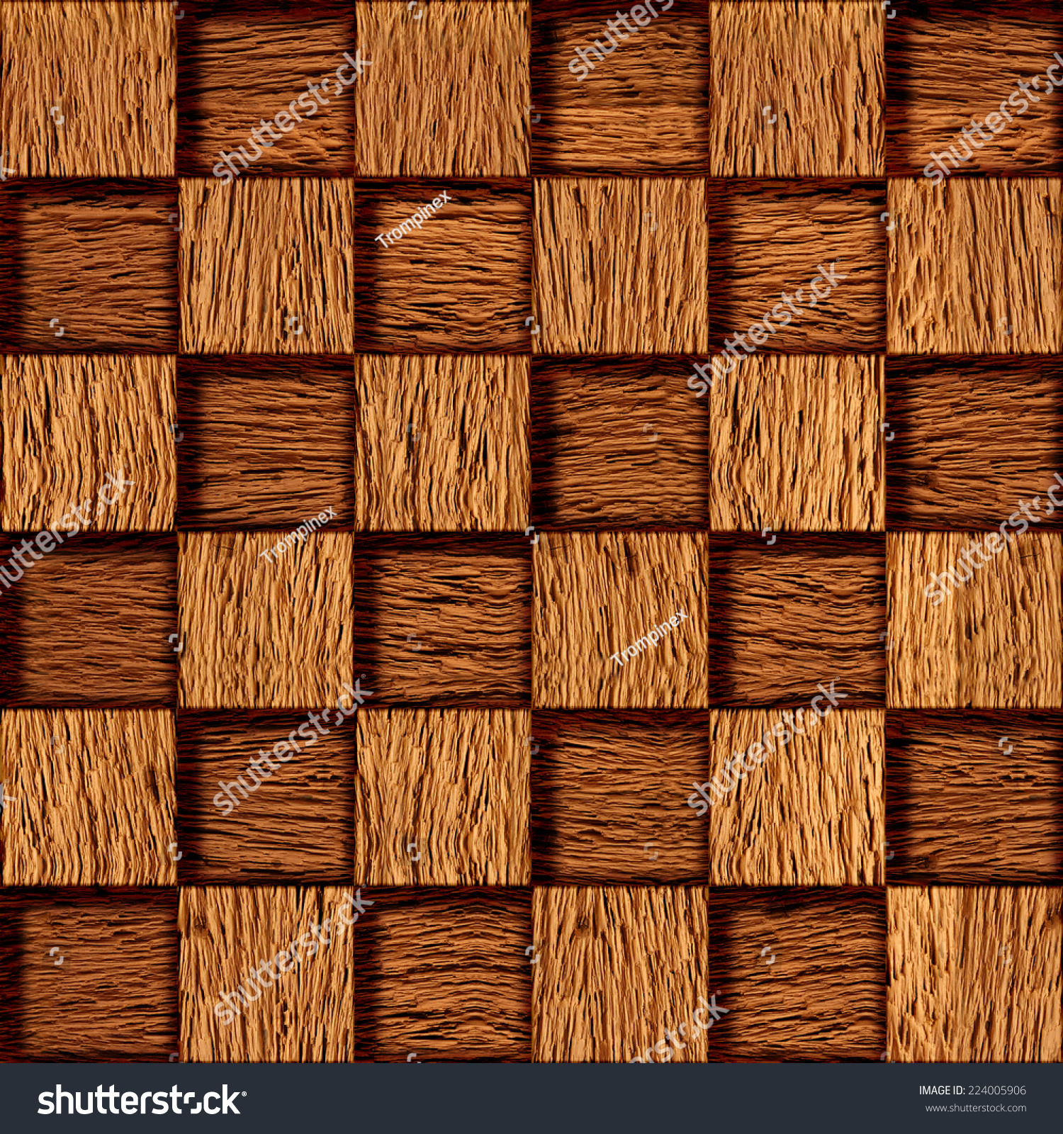 Abstract wooden texture seamless background paneling stock