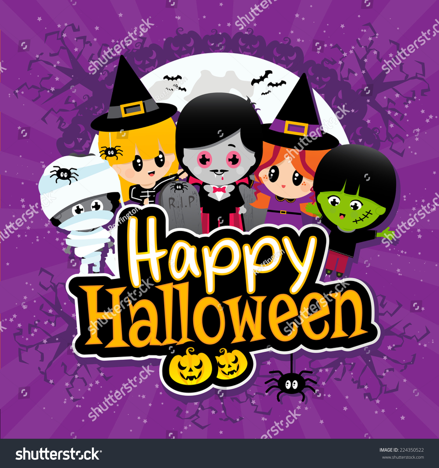 Buy Happy Cute halloween graphics pictures picture trends