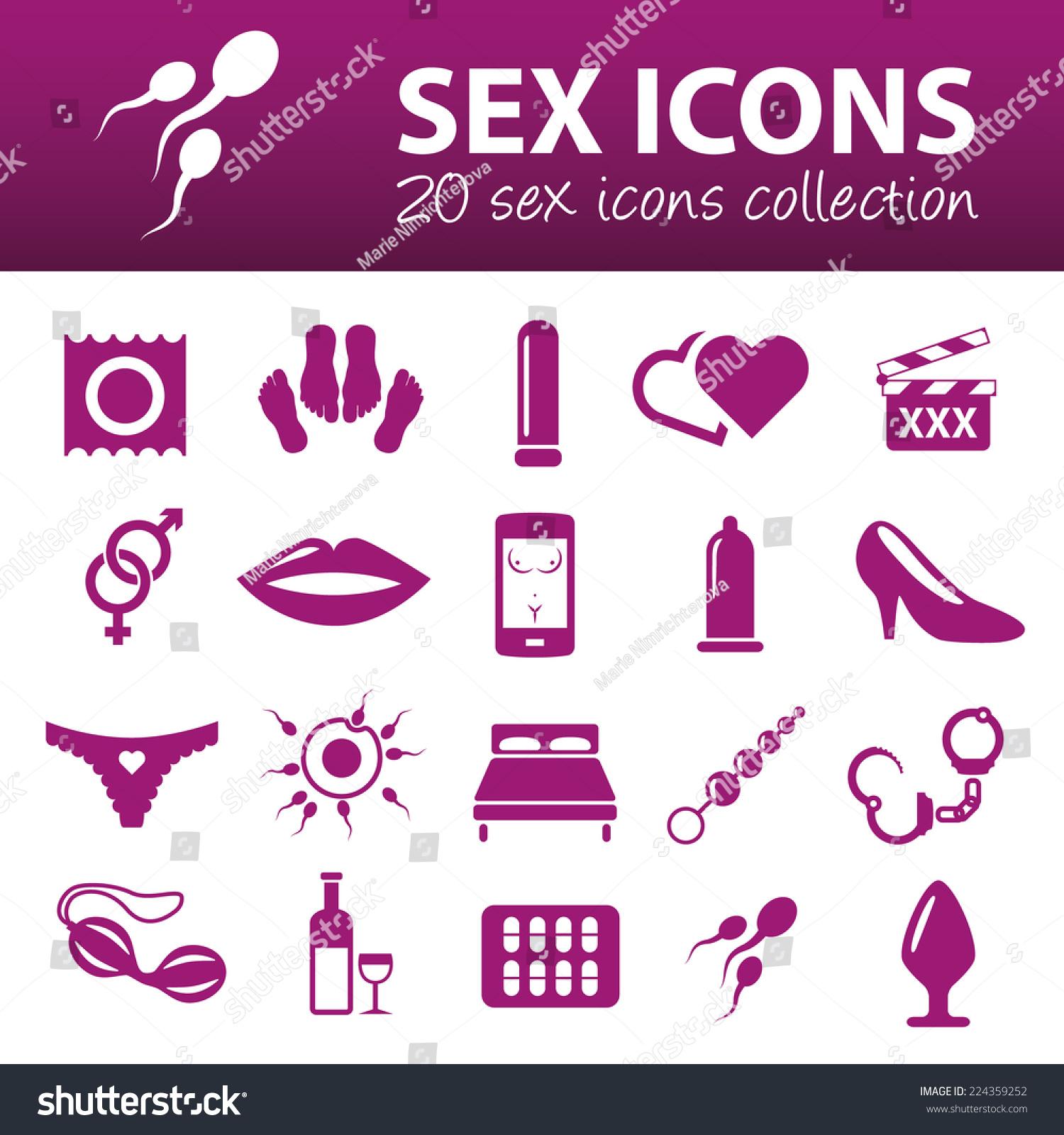 Иконки эротические