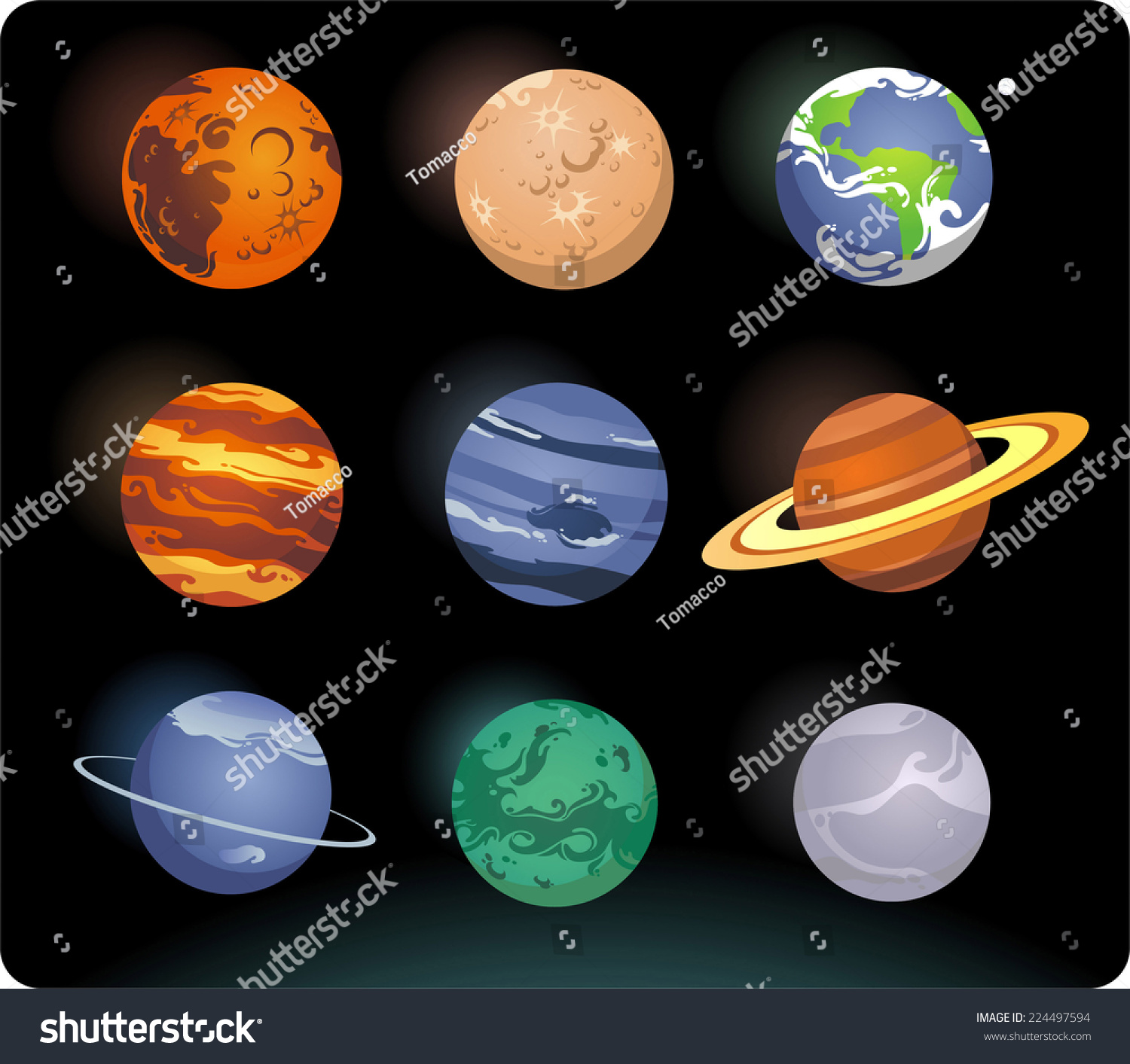 funny planets in alignment - photo #10