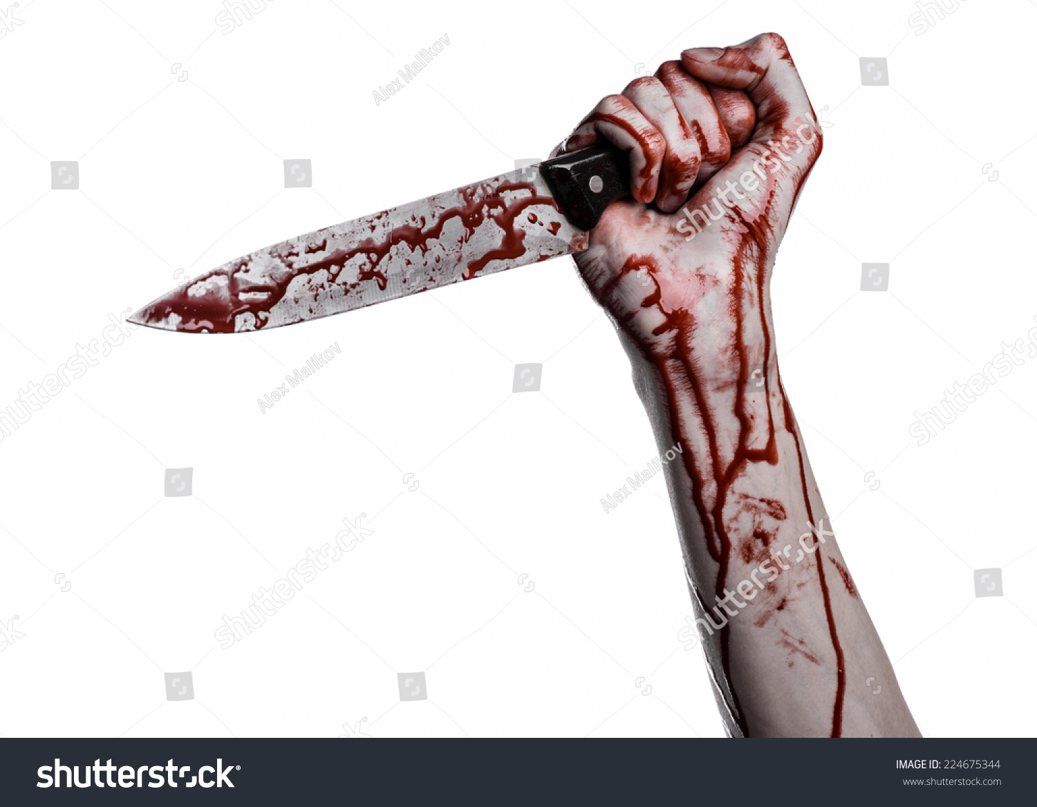 bloody hand holding - photo #30