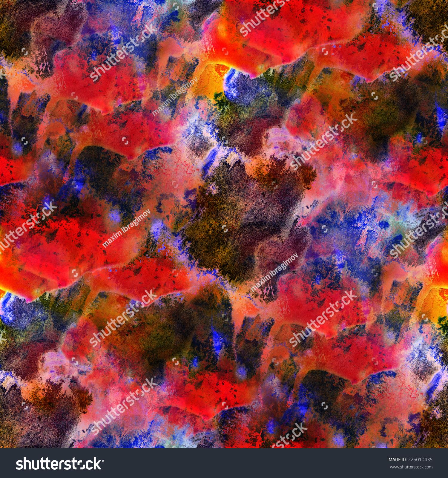 Art Background Purple Blue Texture Abstract Stock Illustration