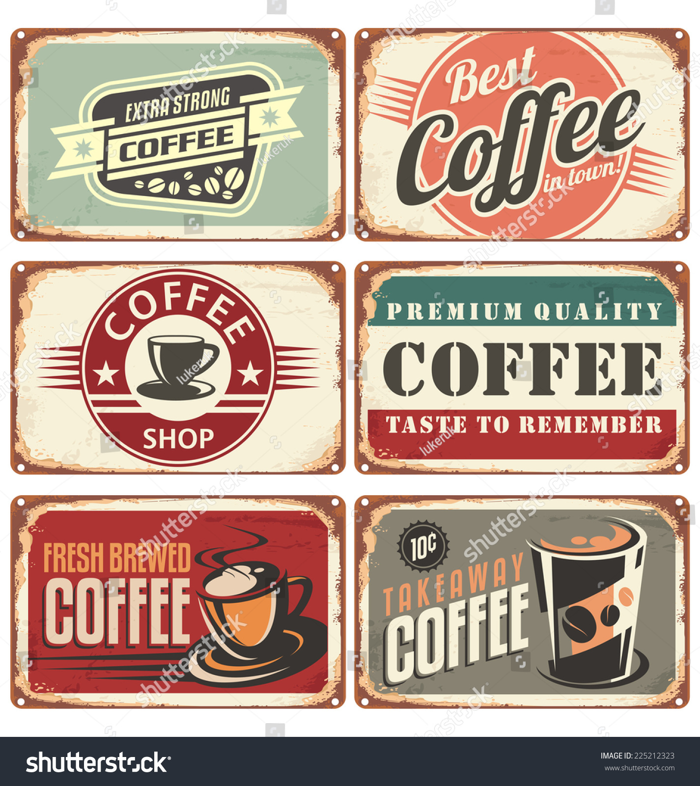 Set Vintage Cafe Tin Signs Retro Stock Vector 225212323. Png Signs. Panel Signs. Twin Flame Signs. Tractor Signs. Savage Chill Signs Of Stroke. Hopsital Signs Of Stroke. Headband Signs Of Stroke. Rounded Signs