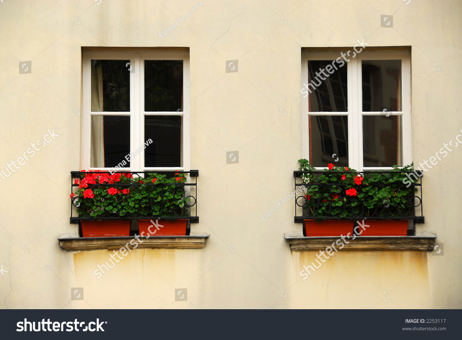 Large window box planter in parisian window box for Best value windows