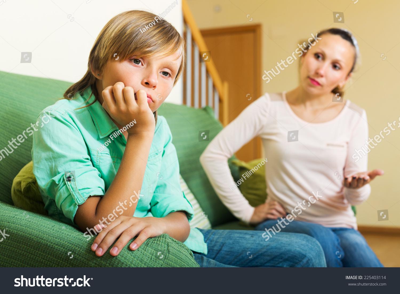 Сын и мать ви 19 фотография