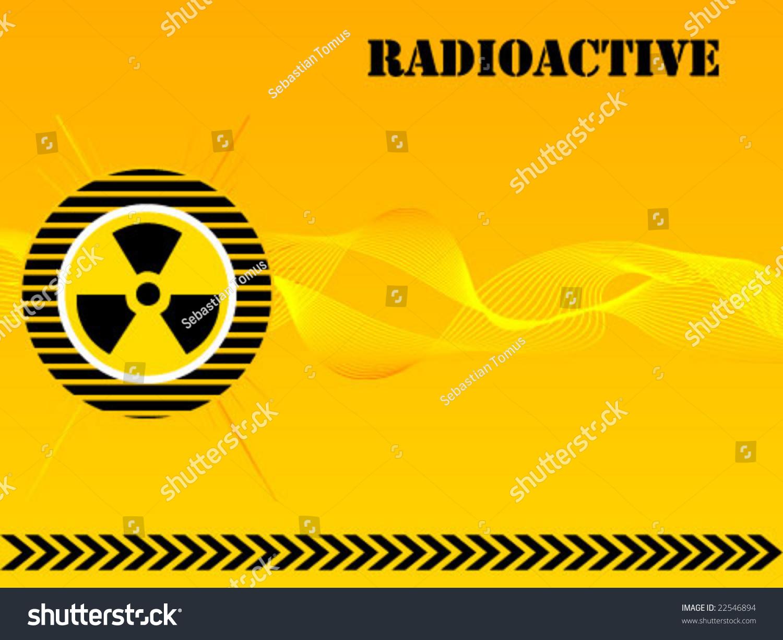 Radioactive symbol stock vector 22546894 shutterstock radioactive symbol buycottarizona