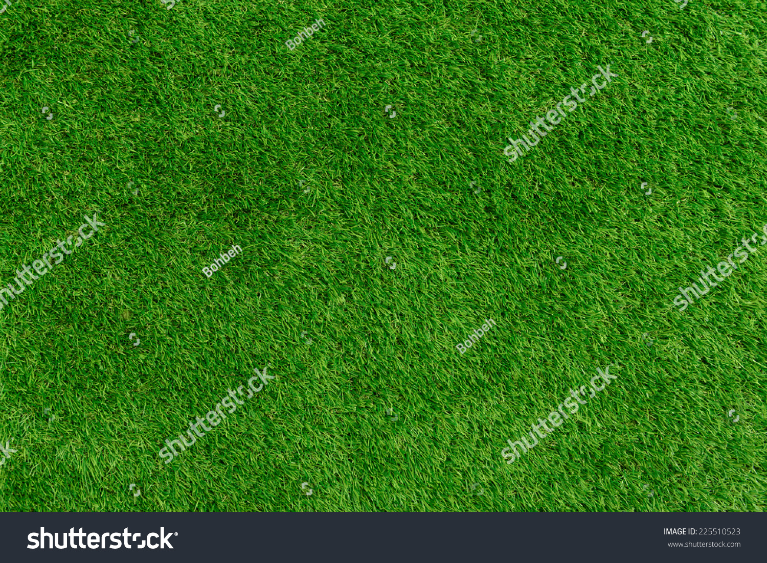 Artificial Grass Background Stock Photo 225510523