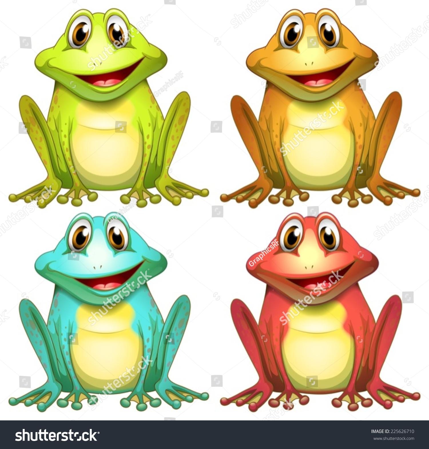 Color cartoon photos of frogs - Color Cartoon Photos Of Frogs 82