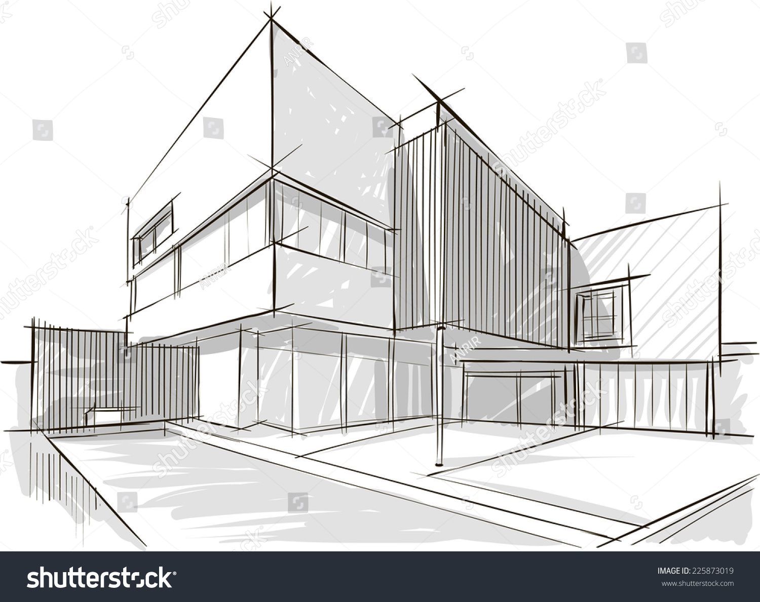 Online image photo editor shutterstock editor for Architectural drawings online