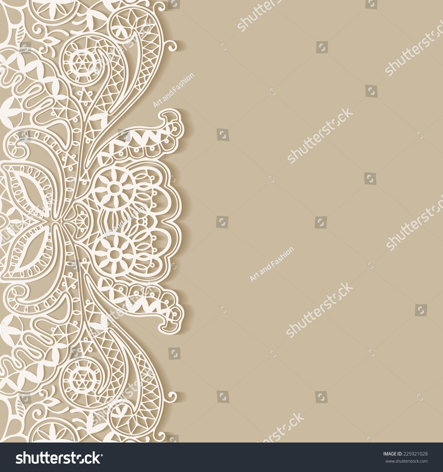 abstract background wedding invitation or greeting card design with lace pattern beautiful luxury postcard - Wedding Invitation Background