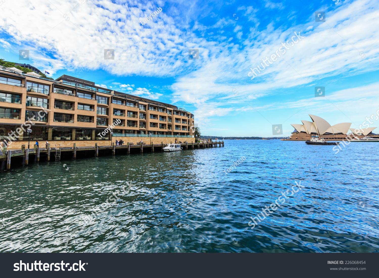 Sydney May 10 Park Hyatt Sydney Stock Photo Edit Now 226068454