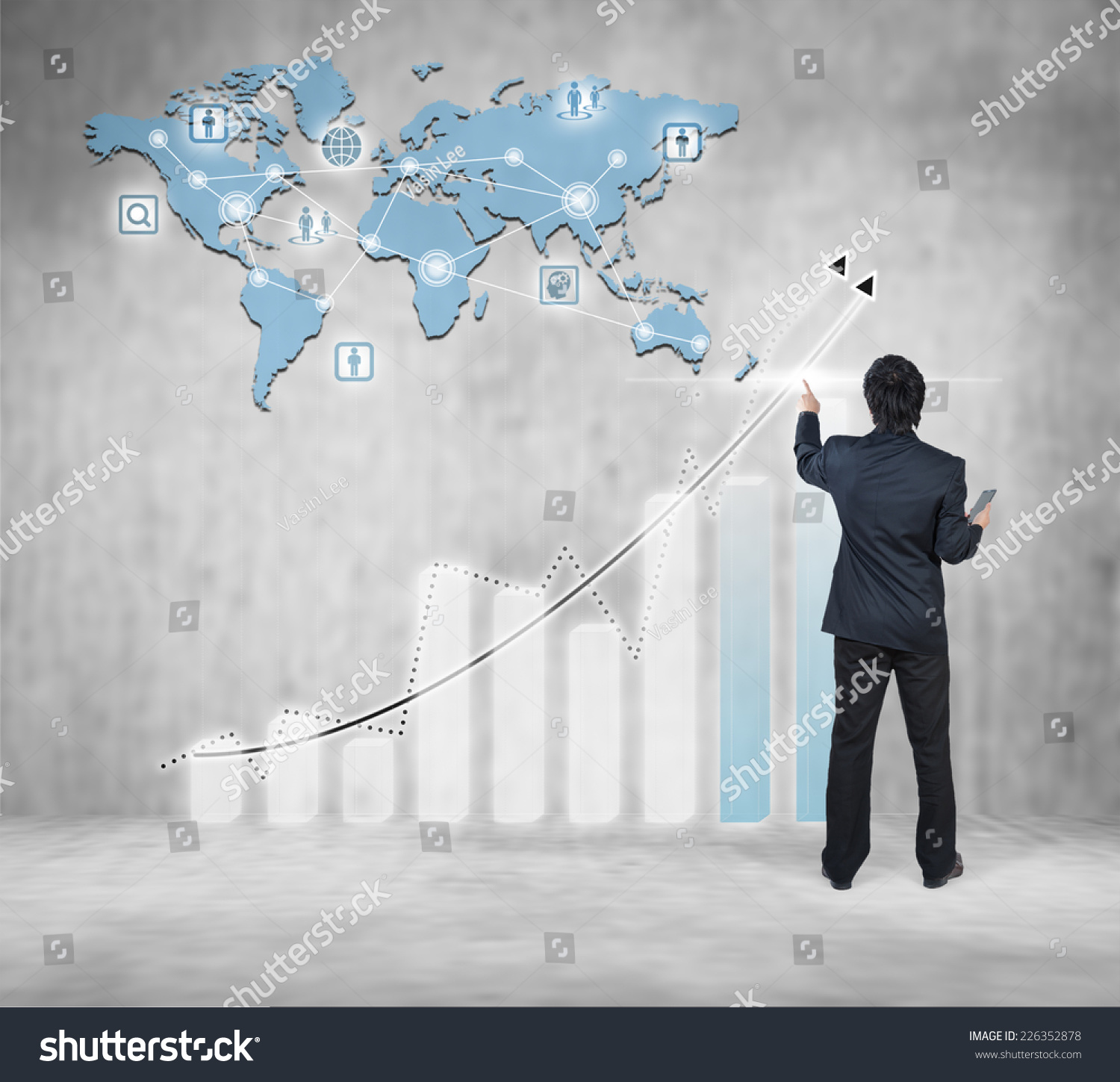 globalization marketing There's no stopping the globalization train it's already here  insurance  companies now look beyond the local market to acquire customers.