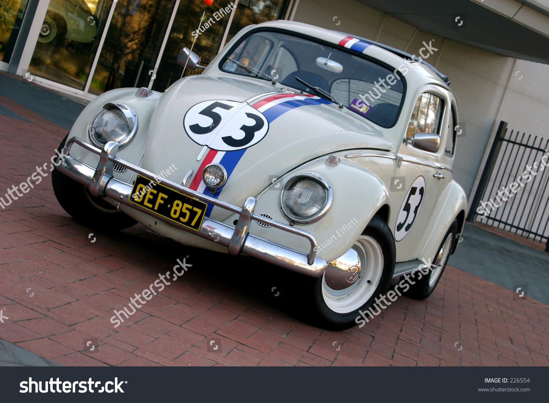 Australias Best Herbie Replica All Details Stock Photo (Edit Now ...